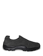Pegasus Suede Slip On Wide Fit Comfort Shoe