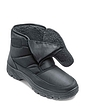 Mens Cushion Walk Wide Fit Snow Boot