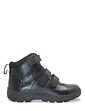 Pegasus Waterproof Wide Fit Touch Fasten Leather Hikers