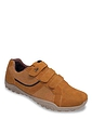 Pegasus Mens Wide-fit Touch Fasten Trainers