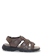 Leather Wide Fit Sandal