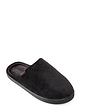 Padders Extra Wide G Fit Washable Mule Slipper