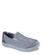 Skechers Wide Fit Canvas Slip On Melson Ralo