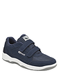Gola Suede Touch Fasten Wide Fit Trainer