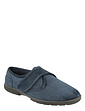 DB Hallam Touch Fasten Ultra Wide 6E-8E House Shoes