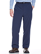 Water Resistant Anti Pill Fleece Lined 2 Way Stretch Trouser