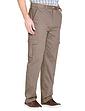 Stretch Cargo Trouser With Hidden Stretch Waistband