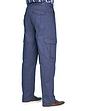 Cargo Trouser With Hidden Stretch Waistband