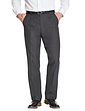 Poly Viscose Skopes Trouser With Stretch Waist & Teflon Coating