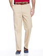 Stain Resistant High Rise Trouser