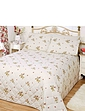 Wild Rose Throwover Bedspread  By Belledorm