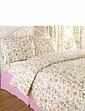 Vantona Cottage Garden Flannelette Duvet Cover