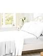 Supersoft Plain Dyed Flannelette Bedlinen by Belledorm -  Pillowcase