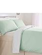 Plain Dyed Easy Care Bedlinen By Belledorm Flat Sheet