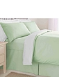 Plain Dyed Plain Dyed Easy-Care Bedlined By Belledorm - Fitted Valanced Sheet