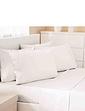 500 Thread Count Cotton Rich Premium Blend Duvet Cover