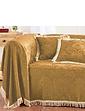 Damask Furniture Two Seater Throw