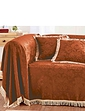 Damask Furniture Three Seater Throw