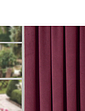 Lined Velour Curtains