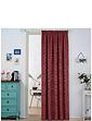 Lana Jacquard Door Curtains