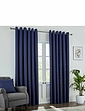 Dotty Blackout Eyelet Curtains