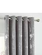 Margo Embossed Velvet Thermal Interlined Curtains