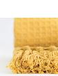 Honeycomb Cotton Throw