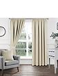 Plain Satin Blackout Curtains