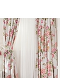 Anishka Lined Curtains With Tie Backs by Belledorm