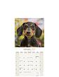 Dachshund 2021 Calendar