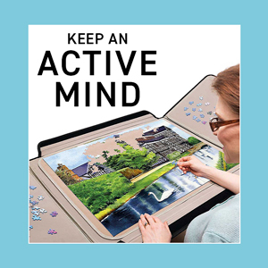 Help the mind stay active
