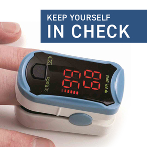 Why you should have an oximeter at home