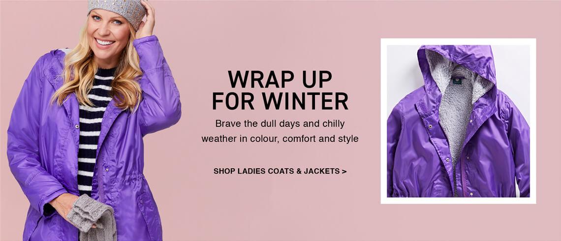 Shop Ladies Coats