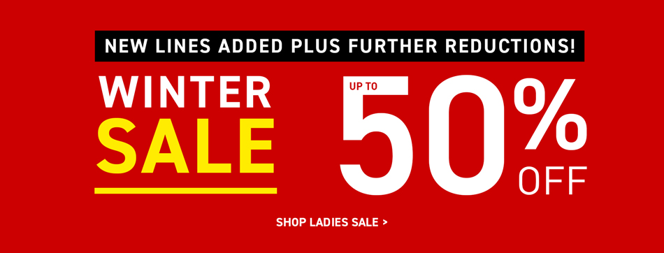 Shop Ladies Sale