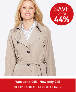 Shop Ladies Trench Coat