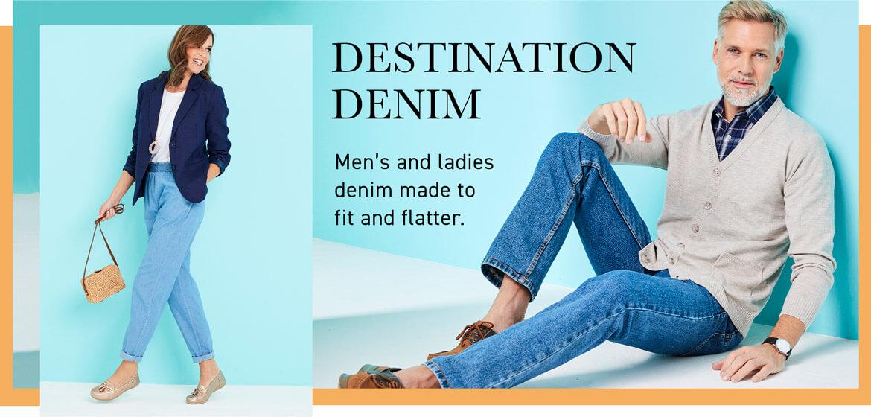 Shop Destination Denim