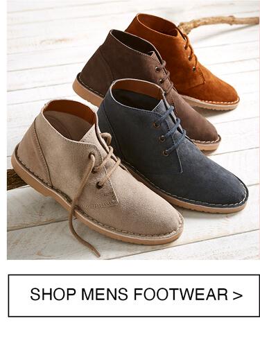 Shop Mens Footwear