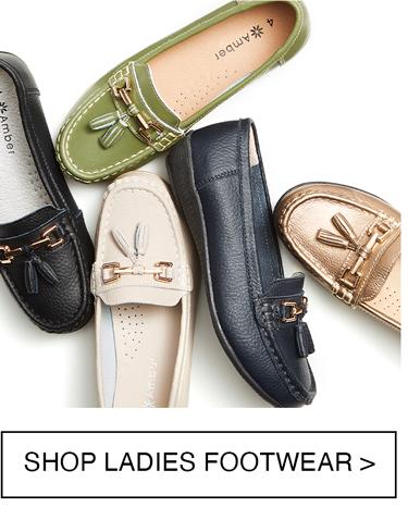 Shop Ladies Footwear
