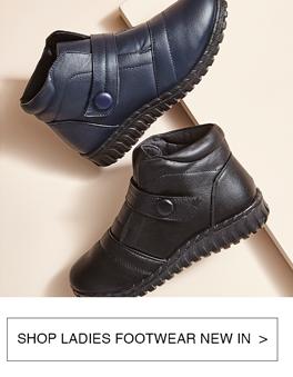 Shop Ladies Footwear New In