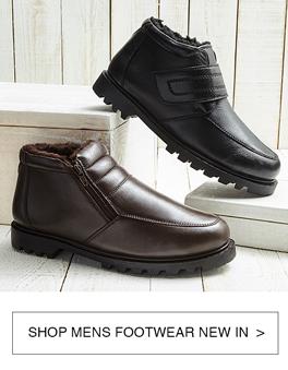 Shop Mens Footwear New In