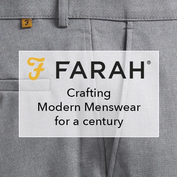 100 Years of Farah