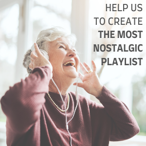 Memories in Music - The Nostalgic Playlist