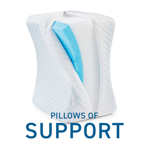 How to support your back when sleeping
