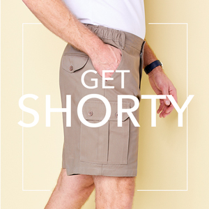 How to wear shorts over 60