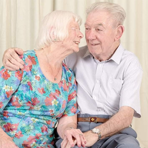 The UK's most romantic grandparents revealed