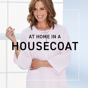 What is a housecoat?