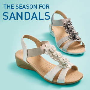 How to clean sandals