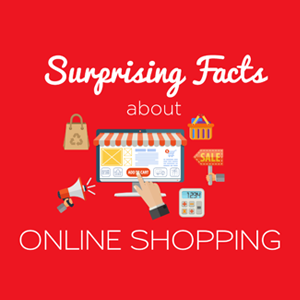 Surprising Facts About Online Shopping [infographic]