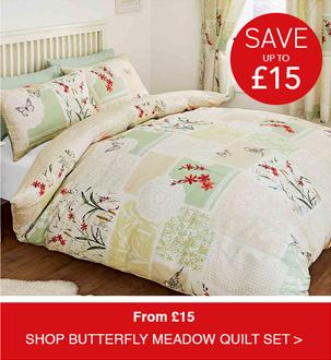 Shop Butterfly Meadow Quilt Set