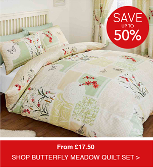 Shop Butterfly Meadow Quilt Set